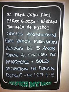 SMN Blackboard