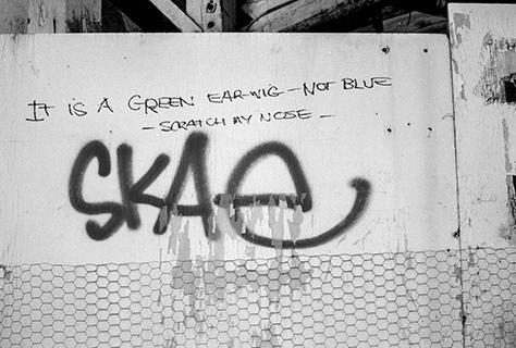 SMN Tag Grafitti